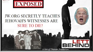 Hidden Meaning / Jehovah's witnesses condemned to death by watchtower teaching.