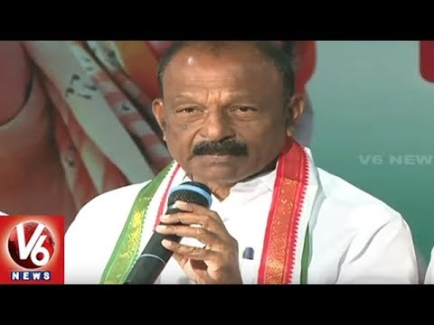 AP PCC Chief Raghu Veera Reddy Criticize TDP Govt Over Special Status | V6 News