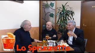 LO SPRIZZETTO…STRISCIA QUOTIDIANA DI CIACOLE … OGGI PARLIAMO  CON IL PRESIDENTE IVAN DALL'ARA