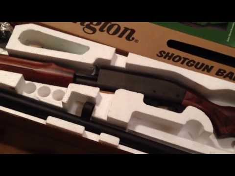 Part 1: Remington 870 tactical build with Magpul accessories from a stock 12 ga. express Burris Arms