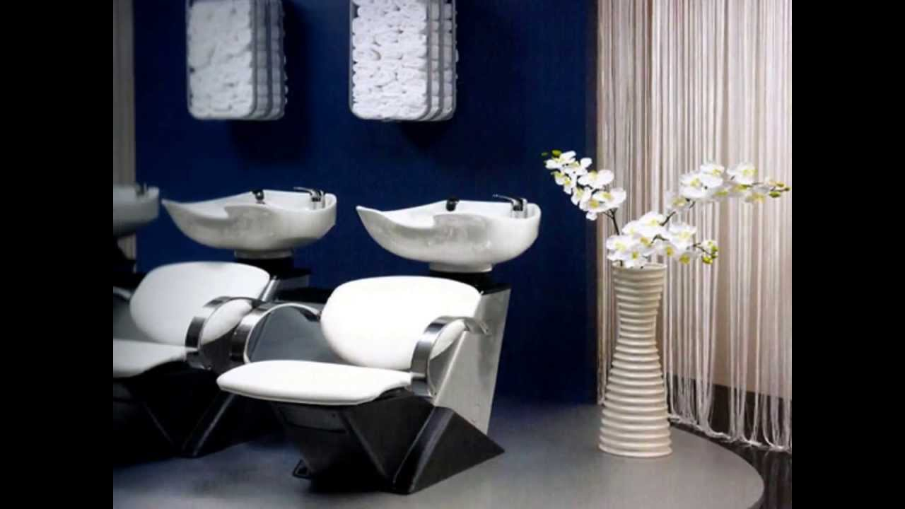 Easy ideas salon and spa decorating by blason - Decoration simple pour salon ...