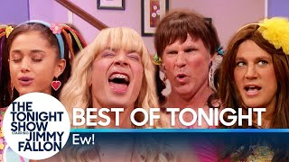 "Best of ""Ew!"" on The Tonight Show"