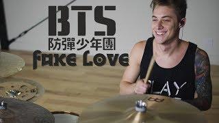 Luke Holland - BTS - 'Fake Love' Drum Remix