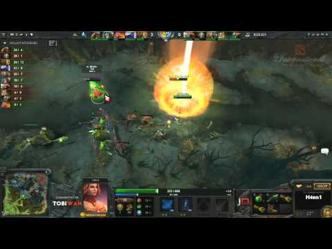 RoXKIS vs Absolute Legends Game 2  DOTA 2 International Western Qualifiers - TobiWan & Soe