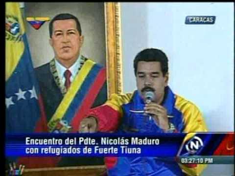 """""""Lo convoqué a una reunión, le voy a decir 4 verdades"""": Maduro sobre Lorenzo Mendoza"""