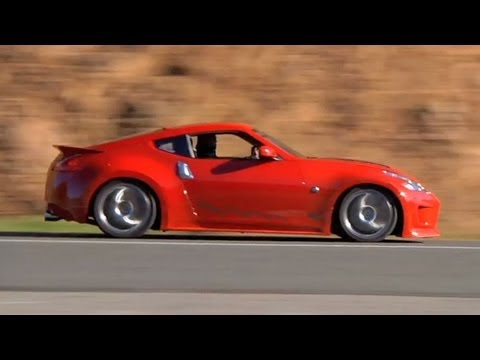 The STILLEN 500 HP Supercharged Nissan 370Z - TUNED