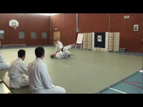 Aikido Yuishinkai Alkmaar Training 18-06-2012 Image 1