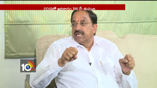 One 2 One with Minister Thummala Nageswar Rao | 10TV