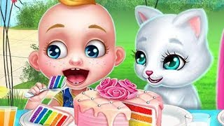Fun Cooking Game for Kids - Let's Play Real Cake Maker 3D - Kids TV