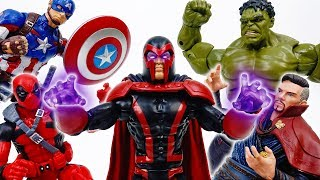 Avengers Have The Greater Wizard Than Magneto~! - ToyMart TV