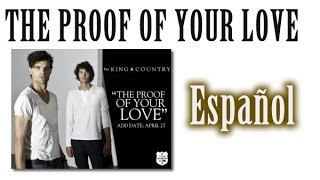 The Proof Of Your Love - For King and Country (ESPAÑOL) - Cover - Adaptación