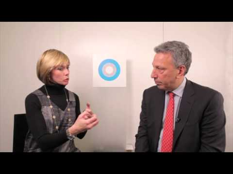 Newmark Grubb Knight Frank's Barry Gosin - Hub Culture Interview in Davos 2013
