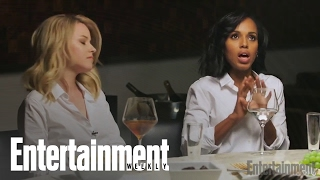 Kerry Washington: Women Have To Be Twice As Good | Entertainment Weekly