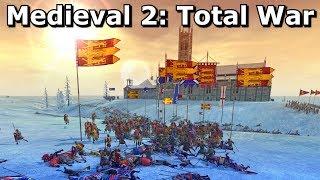 Medieval 2: Total Crash