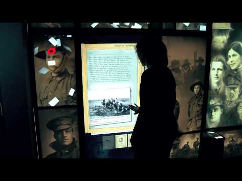 National Anzac Centre - Footage courtesy of ABC (Australian Broadcasting Corporation)