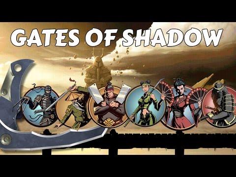 Gates of Shadows Shadow Fight 2 Gates of