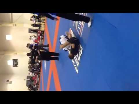 Grapplers Quest 2012 Super Fight, Cliff Smith vs. Jean-Paul LeBosnoyani