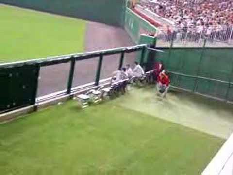 St Louis Cardinals Ron Villone Yadier Molina