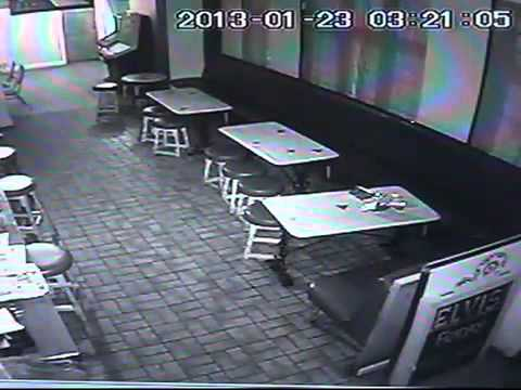 Real Ghosts Caught On CCTV - Sandwell Pub Ghost
