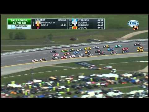 2014 Aaron's 499 at Talladega Superspeedway - NASCAR Sprint Cup Series [HD]