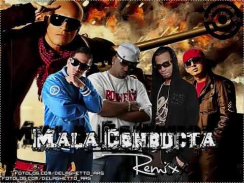 Mala conducta Remix Official