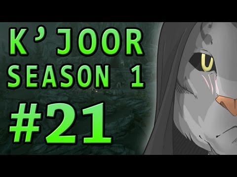 Dark Plays: Skyrim With K'joor Season 1 [21] - fruits Of Adventure video