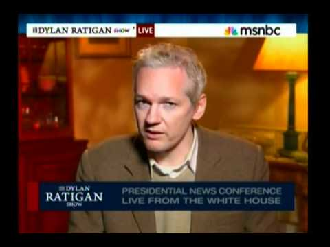 Exclusive Julian Assange Interview With Cenk Uygur (12/22/10)