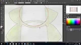 Hariyana Sanjaya ( 1706041 ) - Create Under Armour Logo on Adobe Illustrator CS6