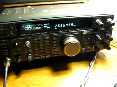 Kenwood TS850s AT / Gore in 26.555 Mhz