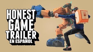 NINTENDO LABO (Honest Game Trailers en Español)
