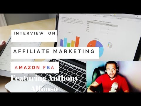 Interview On  Affiliate Marketing,Social Media Marketing,Amazon FBA Plus More!