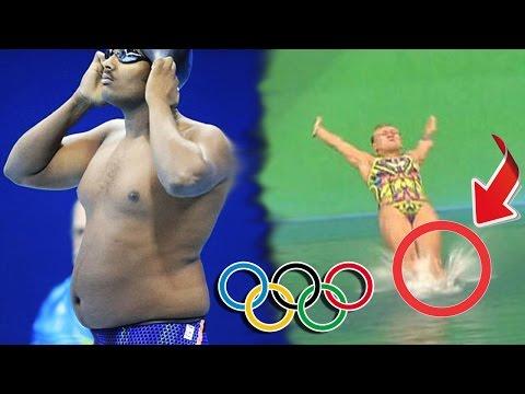 Los 8 momentos más raros de los juegos olímpicos Río 2016 | OzielCarmo
