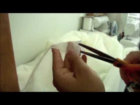 ... como hacer una cortina drapeada o cenefa, como instalar la cortina
