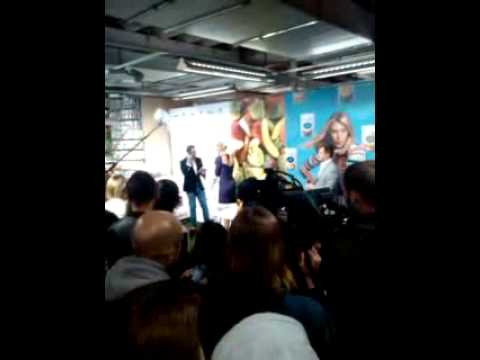 Maria Sharapova at sugarpova presentation 1