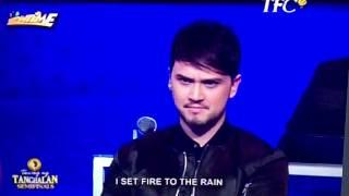 TNT semifinals day 3 John Mark Saga  rendition of Adele
