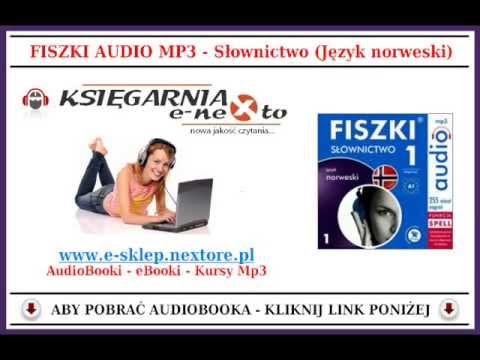JĘZYK NORWESKI - Fiszki MP3 - Szybka Nauka Norweskich Słówek I Zdań (AudioKurs)