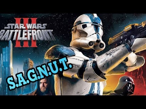 THREE NEW STAR WARS GAMES (SAGNUT)