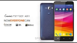 Micromax Canvas Nitro A311 Full Software Update