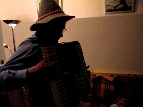 JW in action - met de accordeon