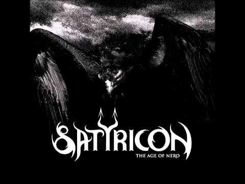 Satyricon  The age of nero  2008  full album