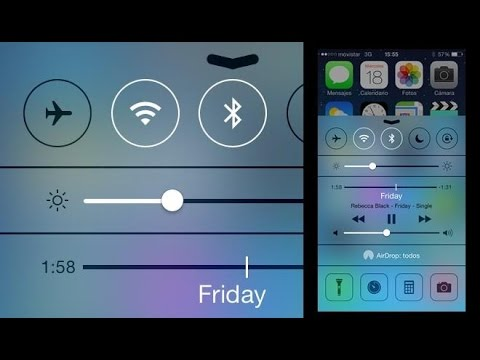 Saca Claves Wifi con tu iPhone. iPod Touch y iPad en iOS 7