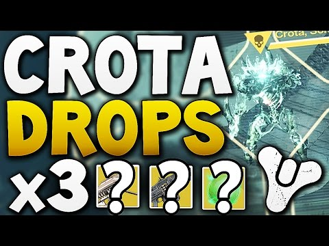 Destiny - CROTA HARD DROPS x3 (Week 9)