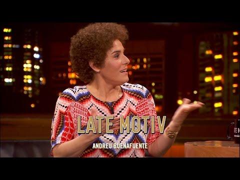 LATE MOTIV - Entrevista con la versátil y divertida Anabel Alonso | #LateMotiv41