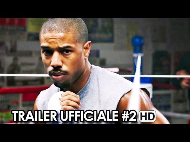 Creed - Nato per Combattere Trailer Italiano Ufficiale #2 (2016) - Sylvester Stallone [HD]