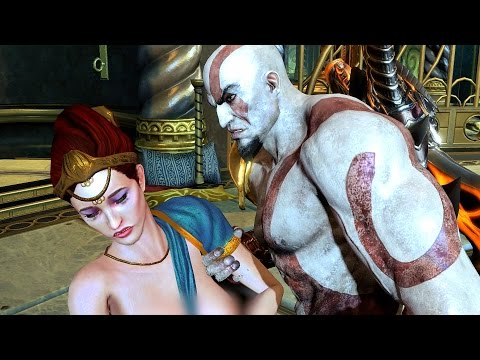 God of War 3 Remastered Walkthrough Poseidon 's Princes Ep 10 thumbnail