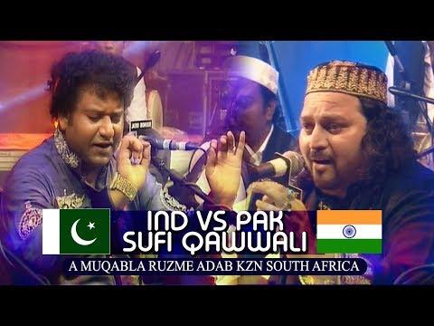 CHAND QADRI AFZAL CHISHTI & NAZIR EJAZ #India vs Pakistan #South Africa Program