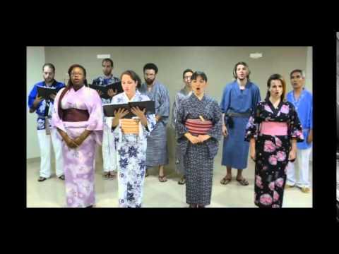 Coral Nikkei de Vitóira 2014 - Regência Ayuko