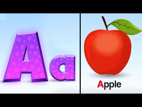 ABC Phonic Song | ABC Song For Kids | Learn Alphabet | Nursery Rhymes and Kids Songs