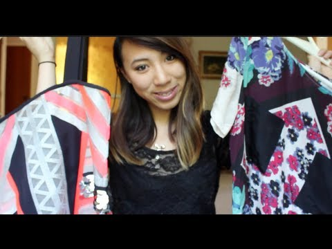 Jan/Feb/Mar Haul! Asos, Finders Keepers, Sass & Bide, Shakuhachi + more!