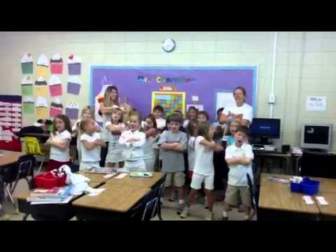 The Noun Song by Mrs. Conradson